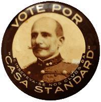 button da casa Standard -  Hermes da Fonseca
