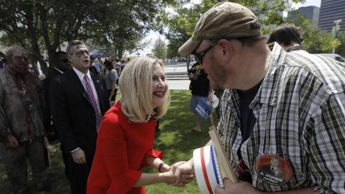Patty Morgan-Zombie com (fonte: yahoo news)