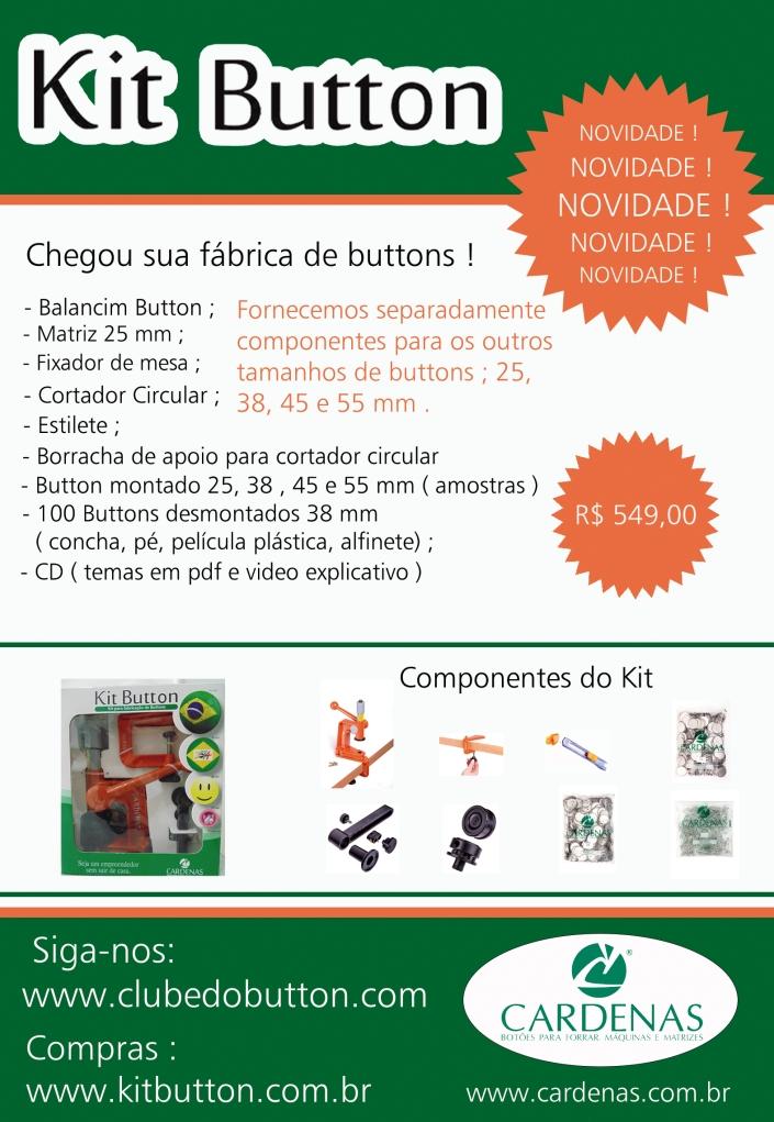 (Banner) Fabrica de Buttons 25 mm