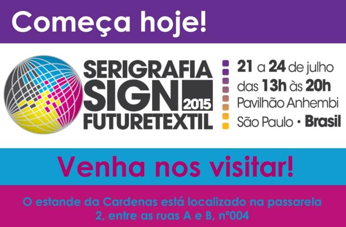 feira serigrafia para facebook e blog