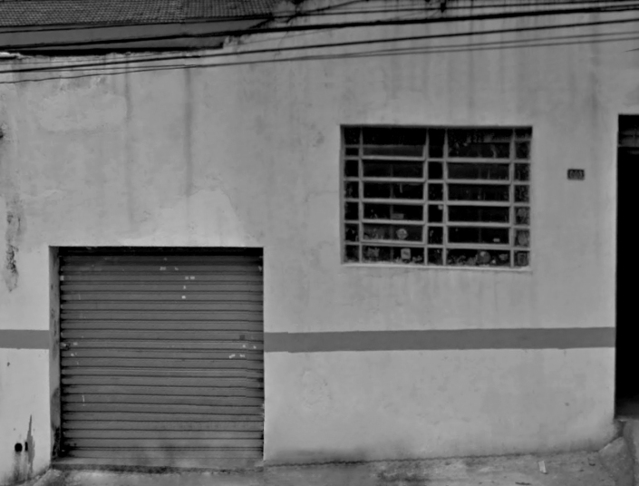 Fachada Fábrica, Início das atividades - Rua Agostinho Lattari - V. Prudente - São Paulo - SP  Área Fabril 100 M2        Ano 1957