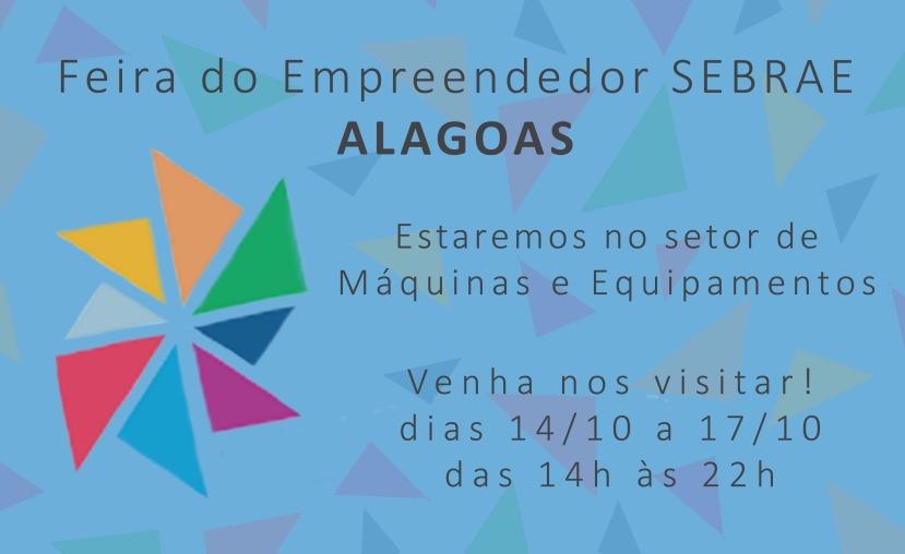 feira alagoas 2015